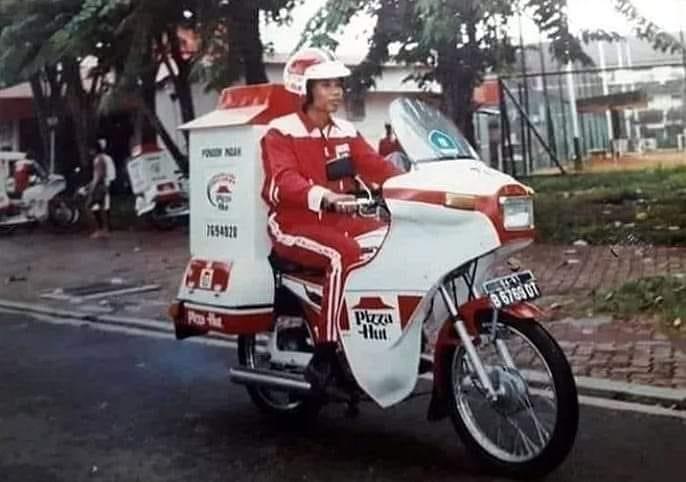 Początki Pizza Hut w Indonezji