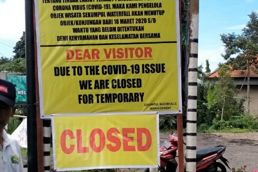 Bali może zostać otwarte dla turystów już w październiku