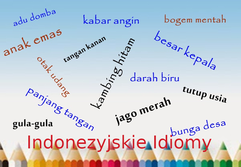 Indonezyjskie idiomy