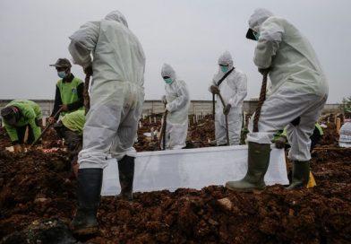 Rekord zakażeń koronawirusem w Indonezji. 15 tysięcy nowych przypadków