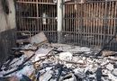 41 ofiar pożaru w więzieniu w Tangerang